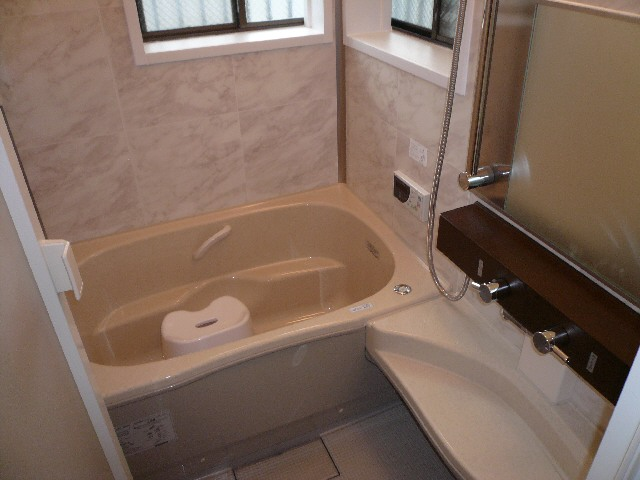 浴室・洗面のリフォーム