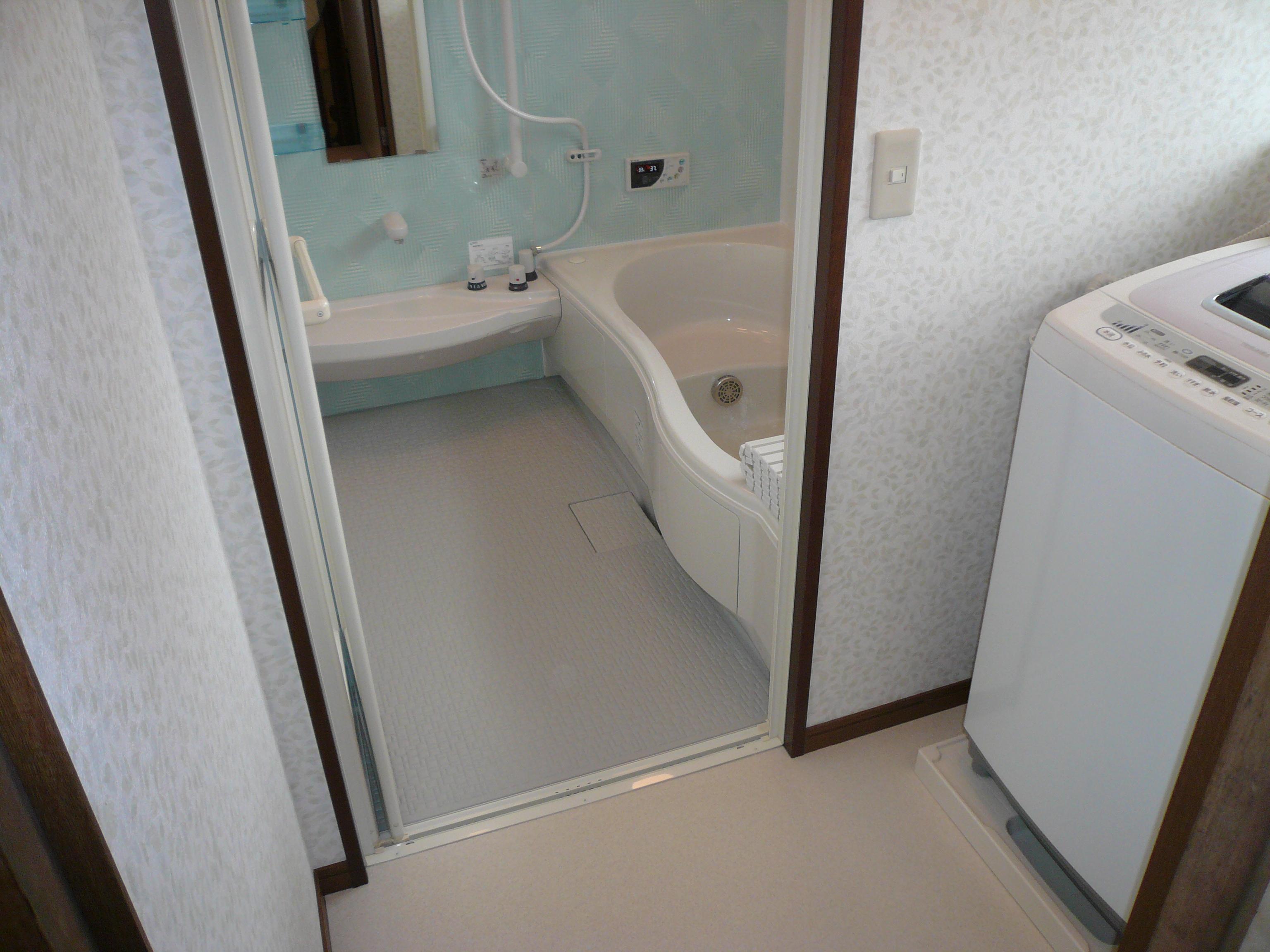 台所・浴室のリフォーム